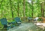 Location vacances Jasper - '7 Timbers' Jasper Cabin on 15 Acres with Creeks!-2