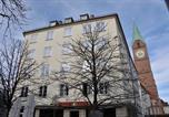Hôtel Munich - Hotel Der Tannenbaum-1