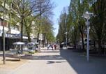 Hôtel Bad Pyrmont - Arthotel Brunnen-1