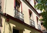 Hôtel Andalousie - Samay Hostel Sevilla-3