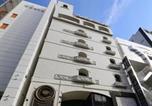 Hôtel Nagoya - Sun Hotel Nagoya Nishiki-1