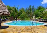 Hôtel Jambiani - Mbuyuni Beach Village-1