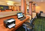 Hôtel Columbus - Fairfield by Marriott Inn & Suites Columbus Hilliard-4