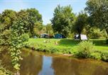 Camping  Acceptant les animaux Belgique - Camping de Chênefleur-3