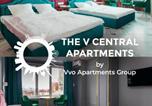 Location vacances Vladivostok - Tigrovaya Apartments-4