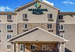 Hôtel Abilene - Woodspring Suites Abilene-1
