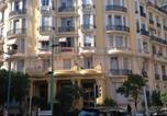 Location vacances Menton - Astoria 4,avenue Édouard Vii-1