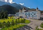 Hôtel Sils im Engadin/Segl - Grand Hotel des Bains Kempinski-1