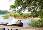 Camping en Bord de lac Allemagne - Campingplatz am Grossen Pälitzsee-3