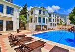 Villages vacances Kas - Villa Lycian-1