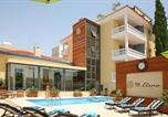 Hôtel Musée Piérides de Larnaka - Saint Elena Boutique Hotel-2