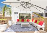 Location vacances Málaga - ♥Apt with rooftops with Palms Close To Old Town♥-1