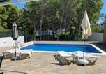Location vacances l'Ametlla de Mar - Villa Cala Blanca-1