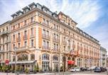 Hôtel 4 étoiles Comberjon - Grand Hôtel Du Tonneau D'Or-2