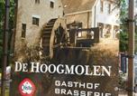 Hôtel Hamont-Achel - Hotel-Brasserie De Hoogmolen-1