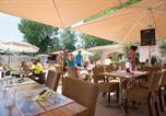 Camping avec Quartiers VIP / Premium Le Grau-du-Roi - Camping Abri de Camargue-3