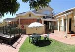 Location vacances Johannesburg - Merwehuis Bed and Breakfast-3