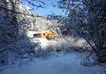 Location vacances Hnilec - Sovia Wellness Chata so saunou a altánkom, Čingov-1