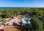 Camping 4 étoiles Fleury - Camping Sandaya Les Vagues-1