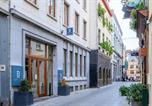 Hôtel Bruxelles - B-aparthotel Grand Place-1