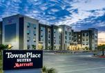 Hôtel Waco - Towneplace Suites by Marriott Waco South-1