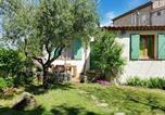 Location vacances Reillanne - Maison de 2 chambres a Revest des Brousses avec magnifique vue sur la montagne jardin clos et Wifi-1
