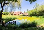 Hôtel Barby - L'étang de la Tourne-1