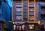 Location vacances Zhangjiajie - Floral Hotel · Spring Guesthouse Zhangjiajie-2