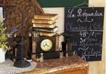 Hôtel Lozère - Chiff's Gîte Le Régourdier-2