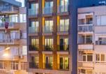 Hôtel Meltem - Sky Kamer Hotel Antalya-1