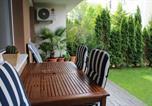Location vacances Siófok - Bamboo Wellness Apartment-1