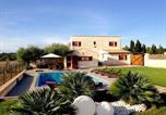 Location vacances Muro - Son Ramon Villa privada para 6-2