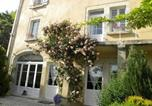 Hôtel Flavigny-sur-Ozerain - Maison des Forges-1