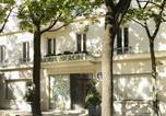 Hôtel 4 étoiles Montrouge - Hôtel Aiglon - Esprit de France-1