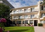 Hôtel Timmendorfer Strand - Hotel Parkfrieden-3
