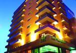 Hôtel Asunción - Hotel Las Margaritas-4