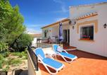 Location vacances Pego - Holiday Home Villa Fresno-1