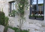 Location vacances Ouffet - Traditional Cottage in Ardennes with private terrace-3