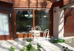 Location vacances Montussan - House Gite 2 personnes Gite Du Jardin Passion.-4