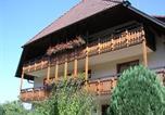 Hôtel Badenweiler - Gasthaus - Hotel Zum Hirschen-4