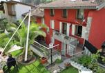 Location vacances Ronzo-Chienis - Ferienwohnung Castello mit schöner Dachterrasse-1