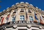 Hôtel 5 étoiles Chantilly - Sofitel Le Scribe Paris Opera-2