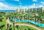 Hôtel Fort Walton Beach - A Wave From It All- Heron #507 by Realjoy-1