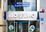 Location vacances Cacabelos - Hostal Rio Selmo-1