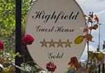 Location vacances Edimbourg - Highfield Guest House-3