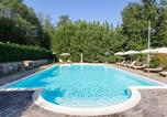 Location vacances Vicchio - Heritage Medici Villa with Private Pool in Vicchio Tuscany-4