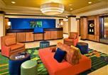 Hôtel Oklahoma City - Fairfield Inn and Suites by Marriott Oklahoma City Airport-3