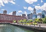 Hôtel Boston - Boston Marriott Long Wharf-2