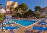 Hôtel Palma de Majorque - Mll Blue Bay
