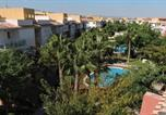 Location vacances Fuente Álamo de Murcia - Hl 022 luxurious 3 bedroom apartment,Hda golf resort-1